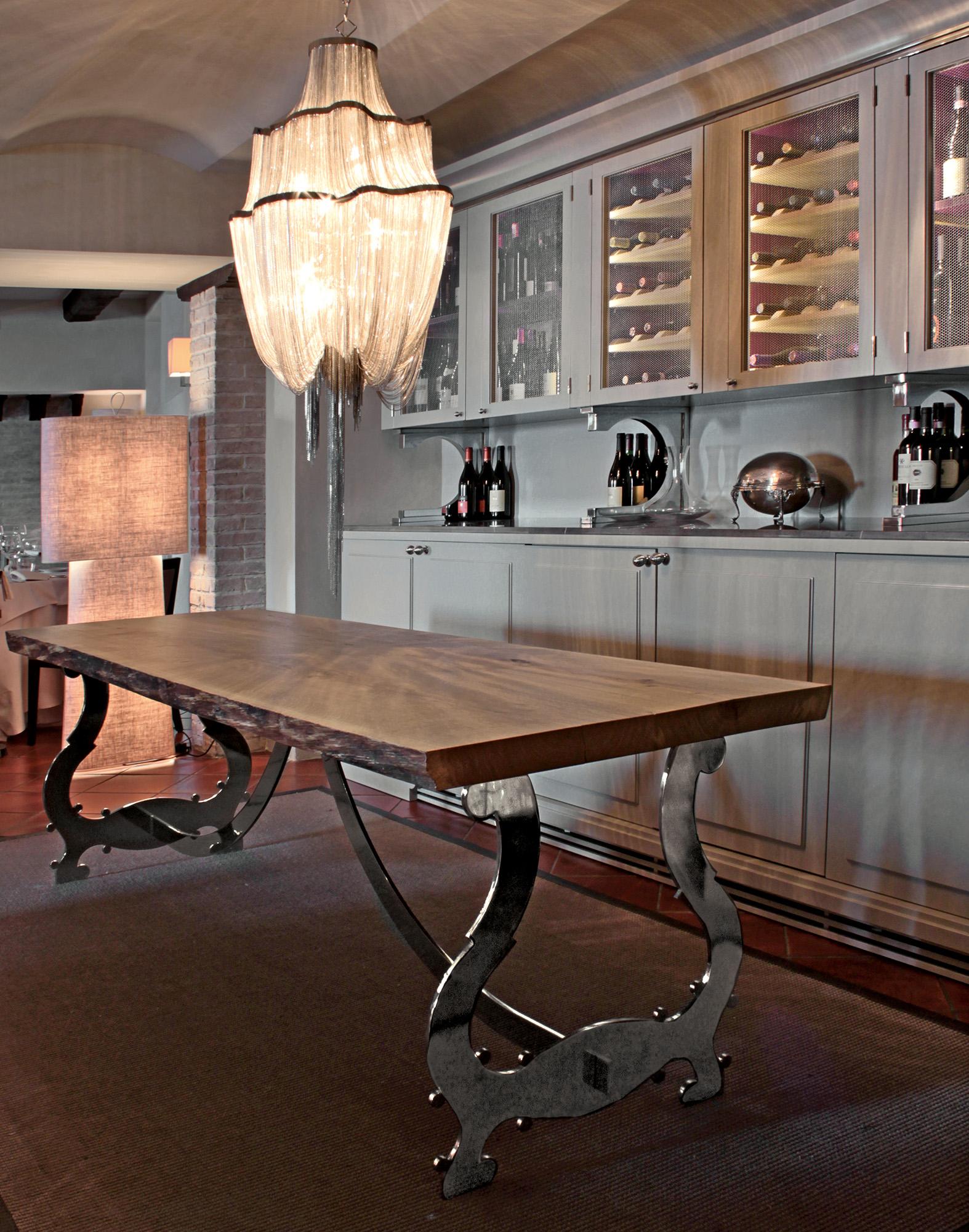 Ristorante Righi San Marino 06 | Studio Materia