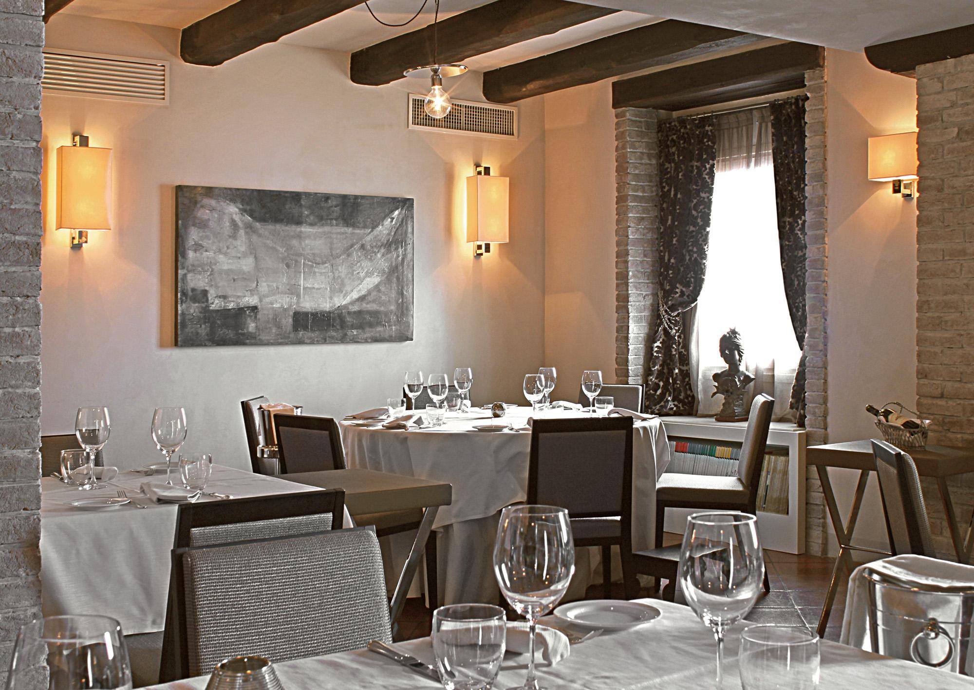Ristorante Righi San Marino 03 | Studio Materia