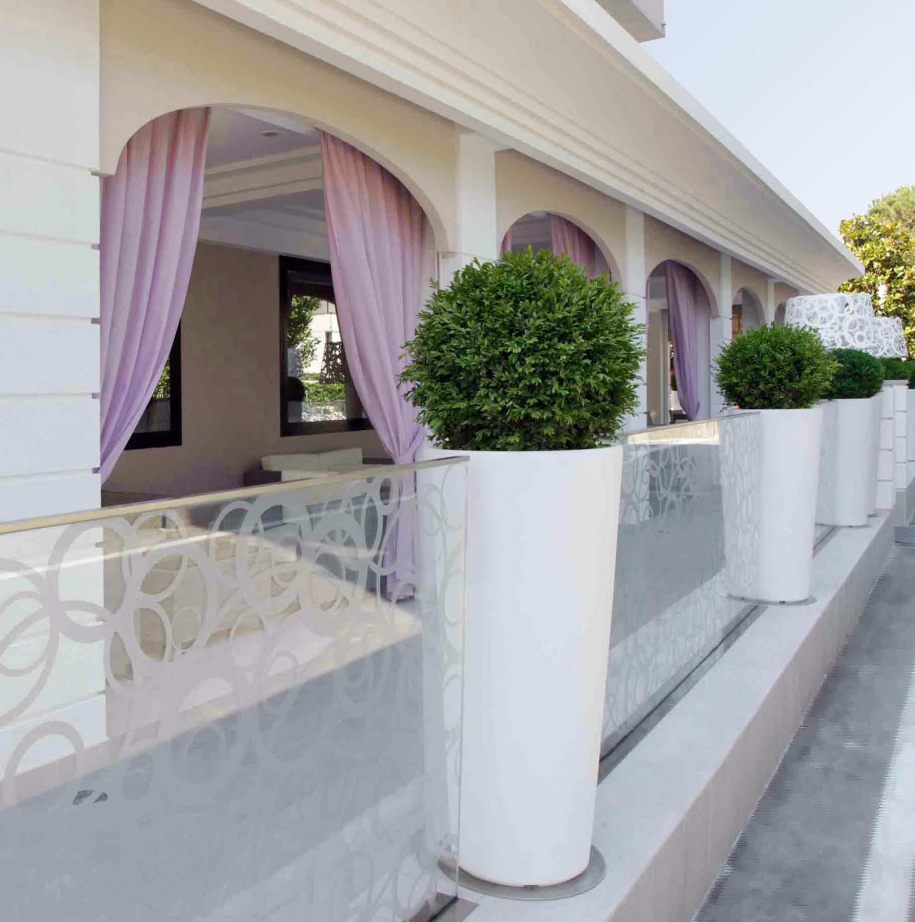 Hotel Villa Paola Bellaria-Igea Marina 02 | Studio Materia