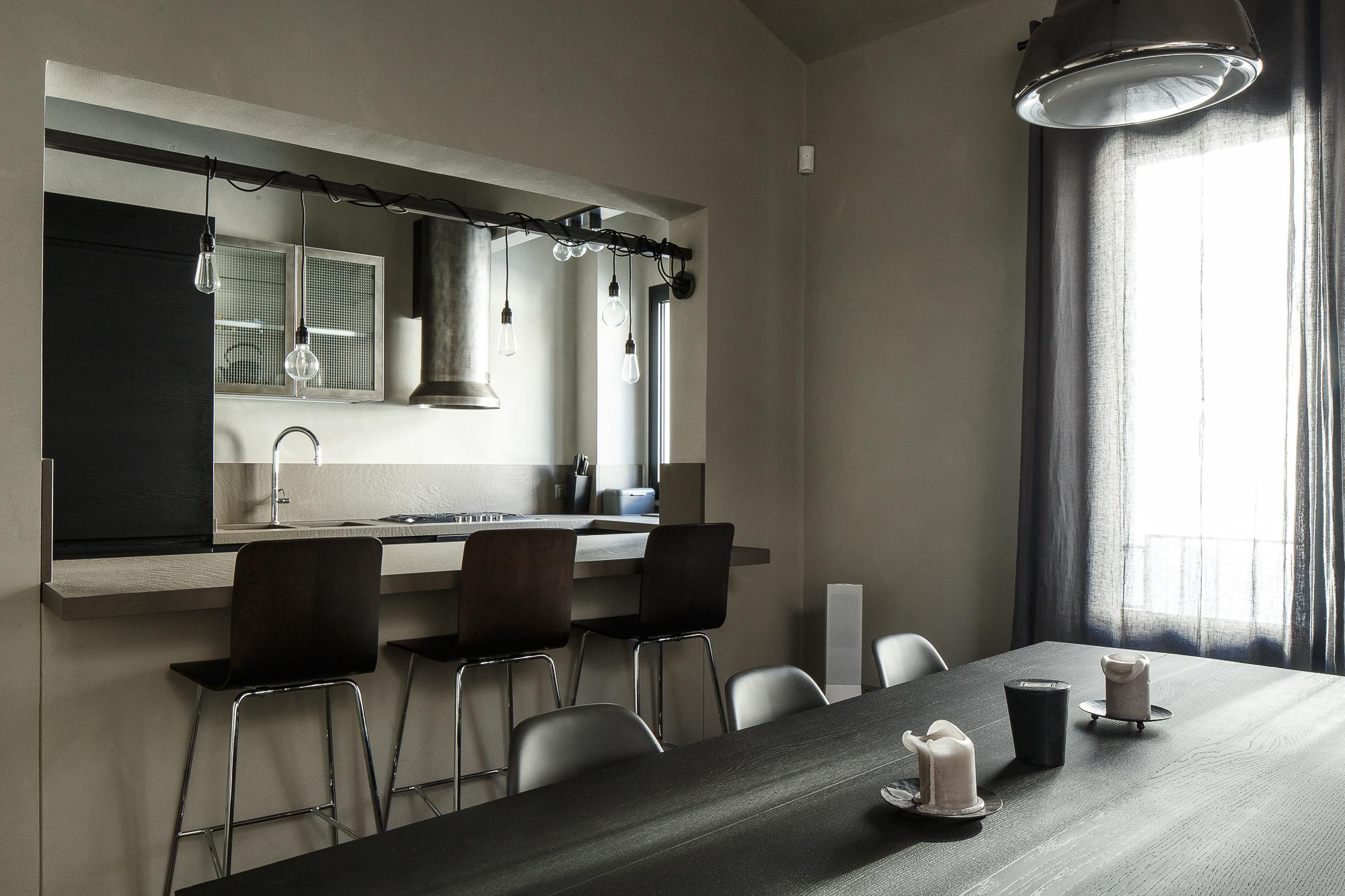 Progettazione residenza Privata Rimini | Studio Materia