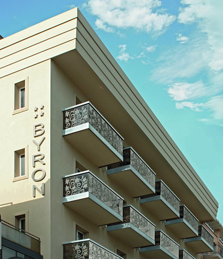 Hotel Byron Rimini | Studio Materia 03