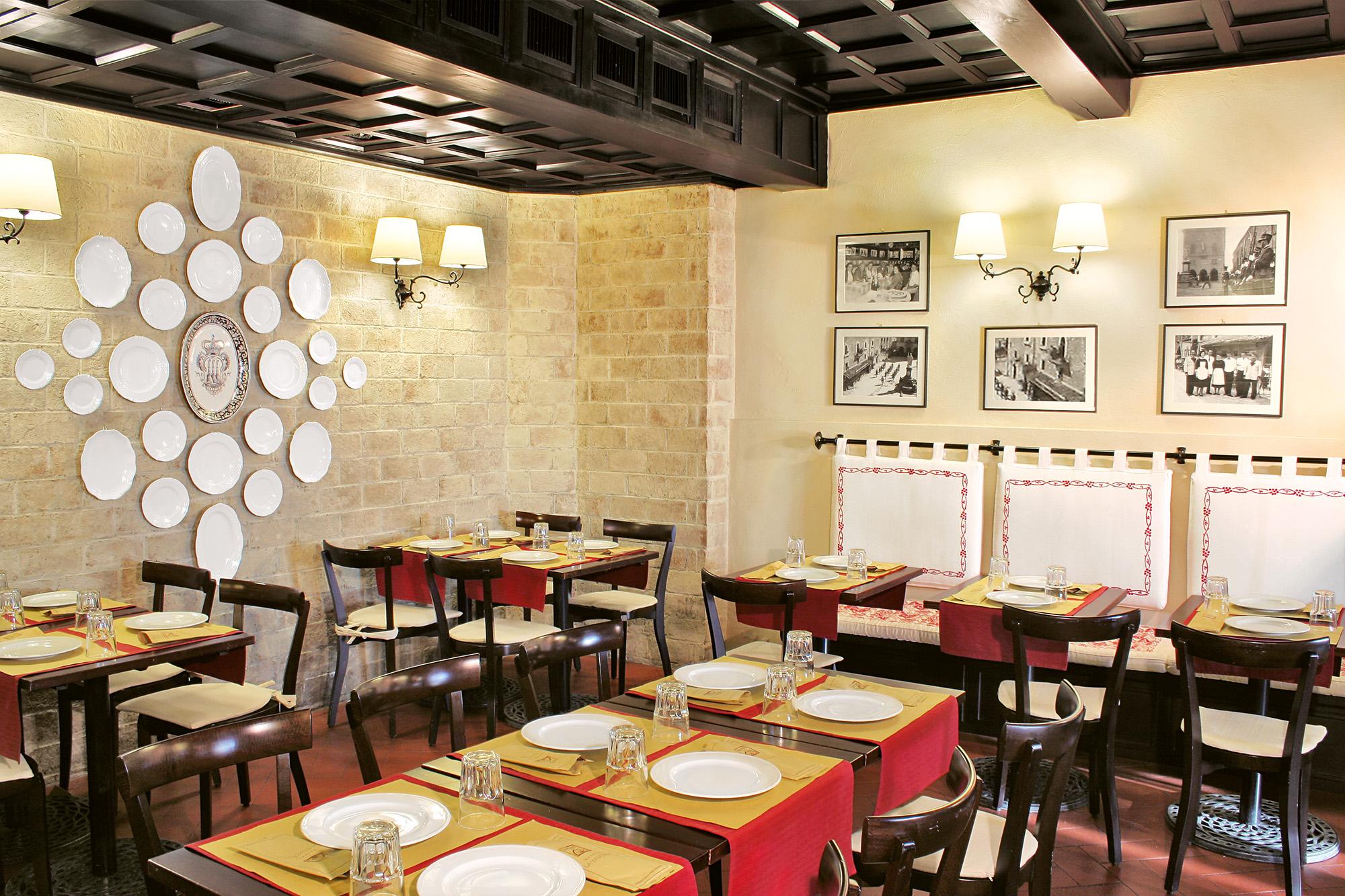 Osteria Righi San Marino | Studio Materia 04