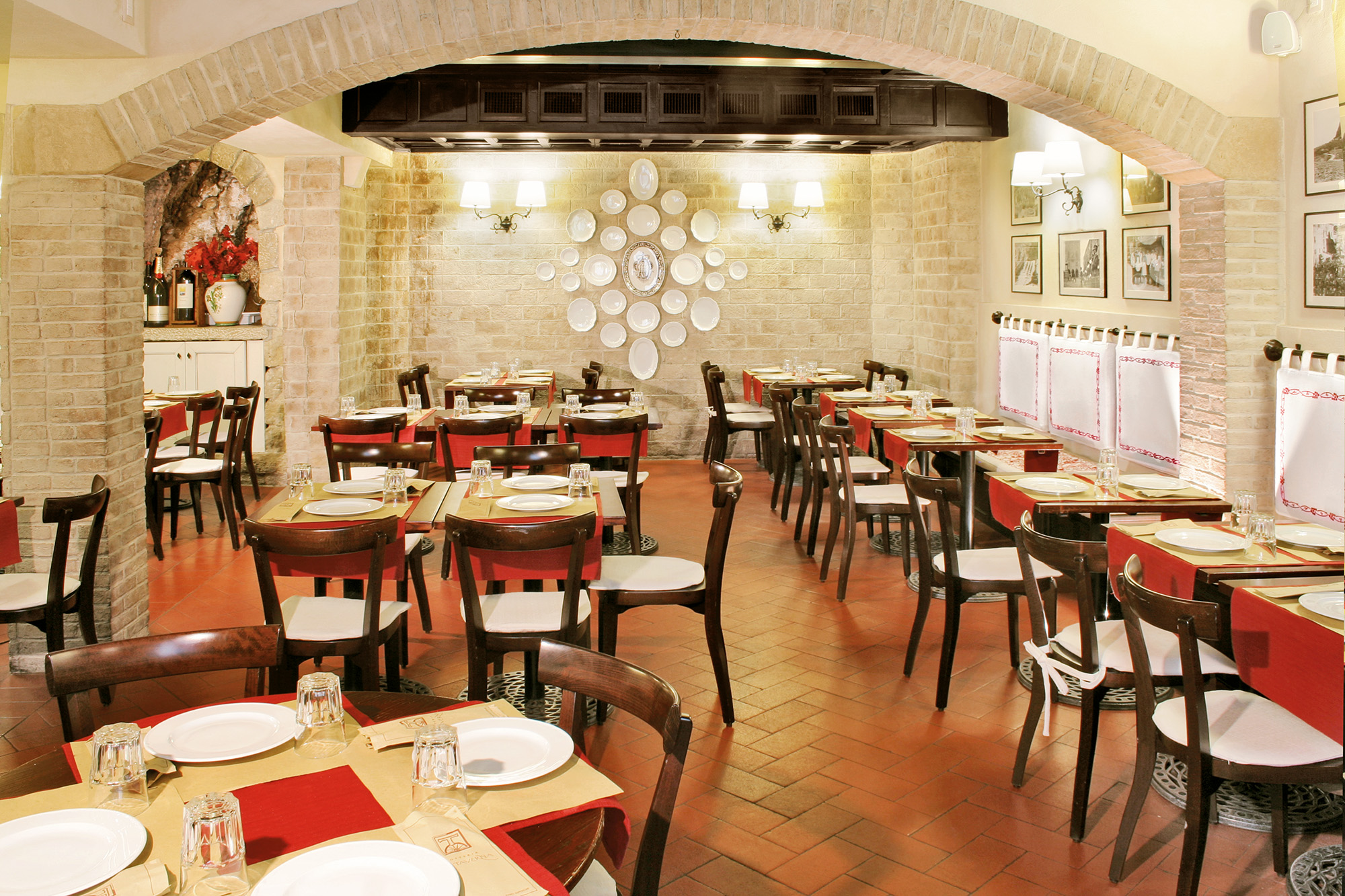Osteria Righi San Marino | Studio Materia 03