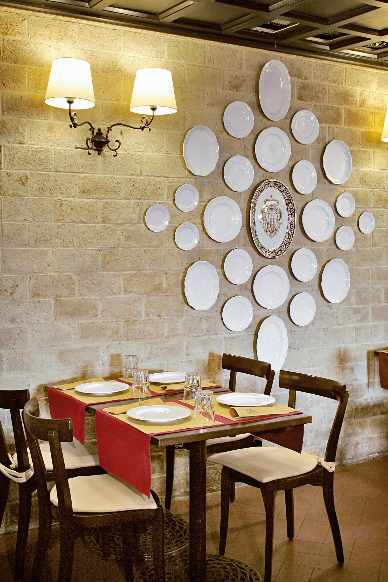 Osteria Righi San Marino | Studio Materia 01