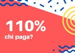 Superbonus 110% chi paga